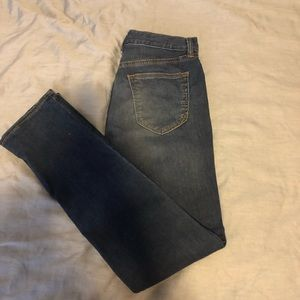 Banana republic medium wash jeans